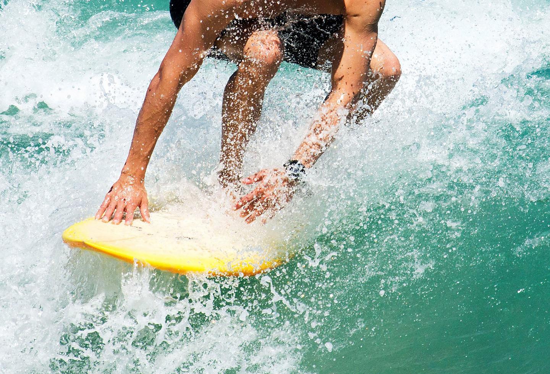 Puerto Rico Surfing Ocean Water