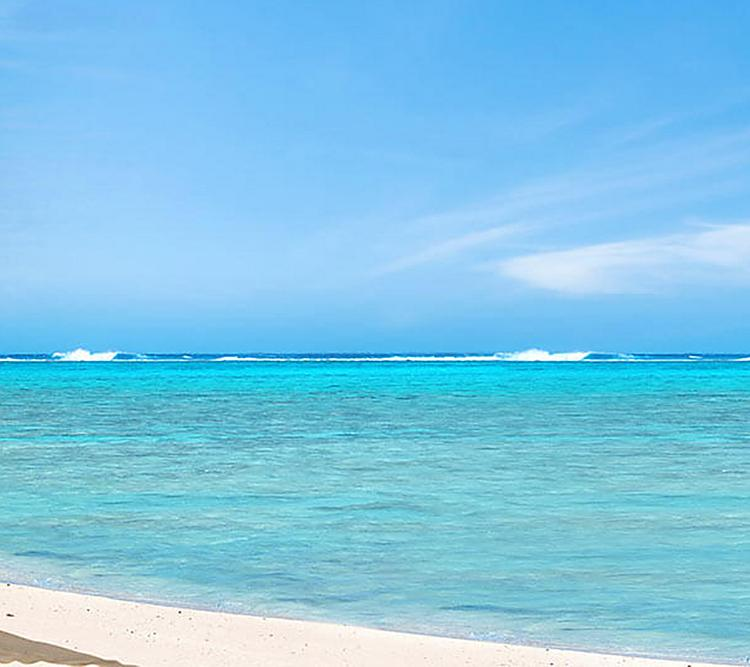 Beach in Barbados, Southern Caribbean