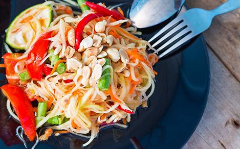 Som Tum Thai Salad