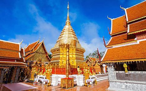 Theravada Buddhist Temple
