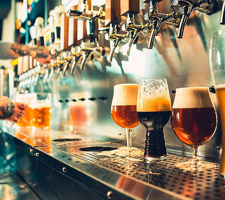 Los Angeles Beer Tap