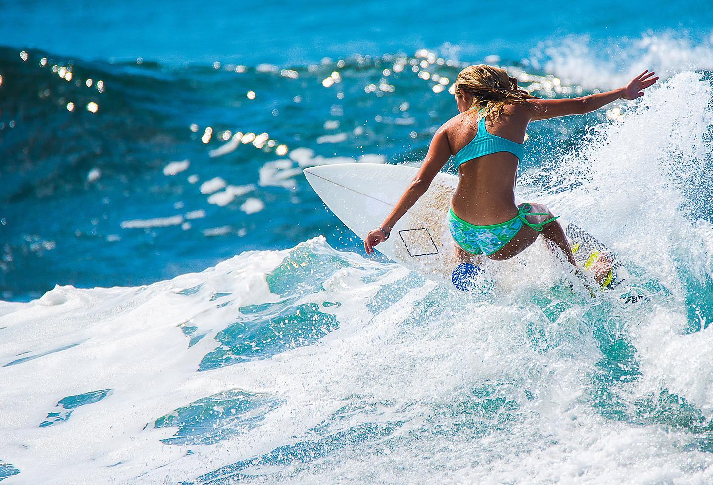 Costa Rica Punta Arenas Surfing