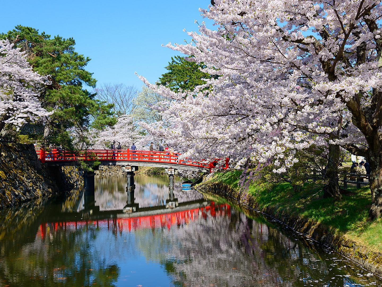 Aomori Japan Hirosaki Castle