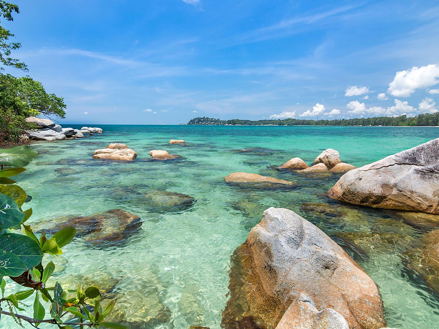 Bintan Indonesia Clear Waters