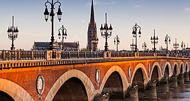 France Bordeaux Pont de Pierre