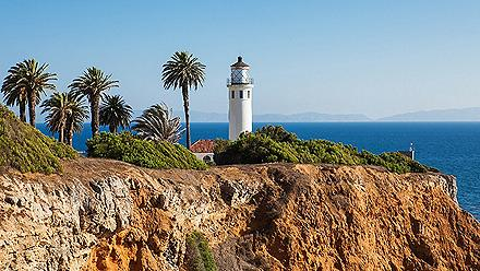 Point Vicente Rancho Palos Verdes Los Angeles California