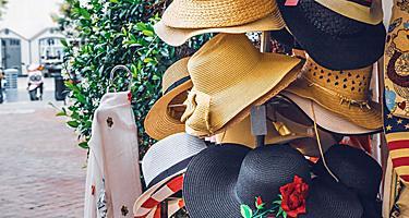 Beach Sun Hats Local Shopping
