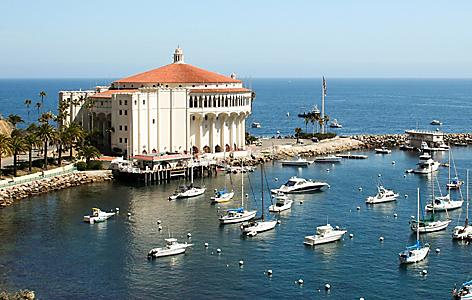 Avalon Bay Catalina Casino Catalina California