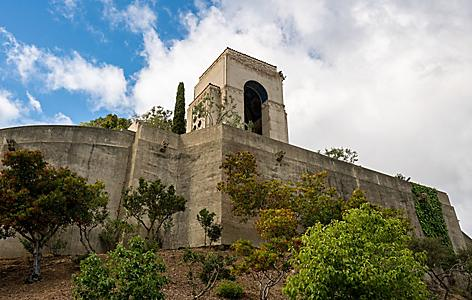 William Wrigley Botanic Gardens Near Avalon Catalina Island