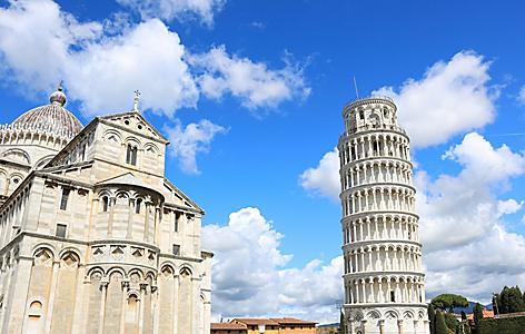 Leaning Torre di Pisa