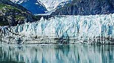 Alaska Glacier Bay National Park Mountains