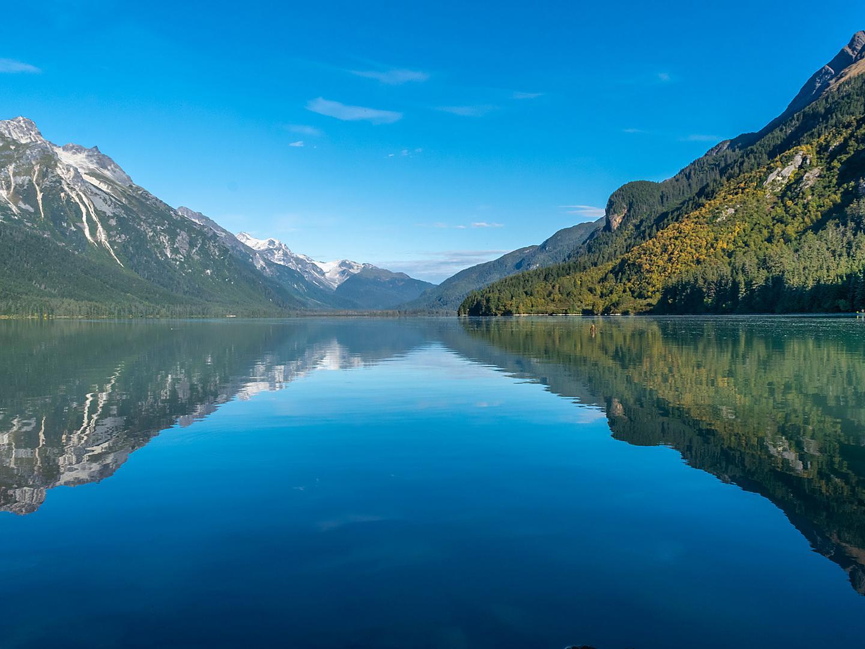 Chilkoot Lake Haines Alaska