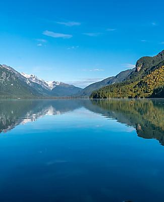 Chilkoot Lake Haines Alaska