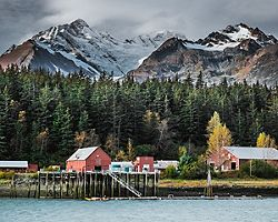 Haines Alaska Coastal Homes