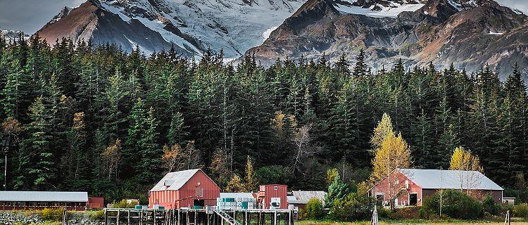 Haines Alaska Coastal Homes