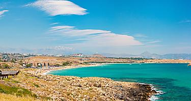 Greece Crete Island Karteros Beach
