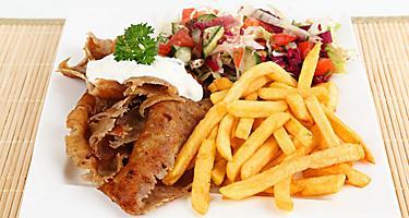 Turkey Istanbul Doner Local Cuisine