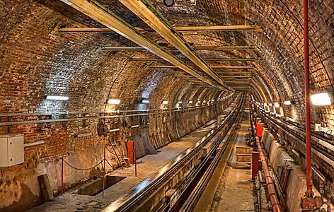 Turkey Istanbul Old Tunnel Karakoy Beyoglu