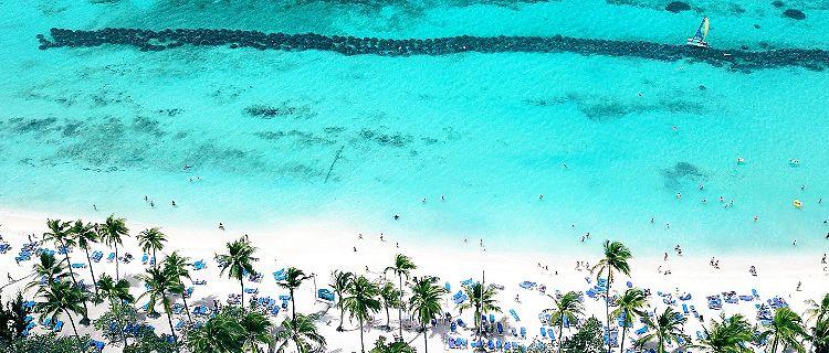 La Romana Tropical Beach