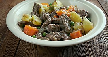 England Liverpool Scouse Beef Stew