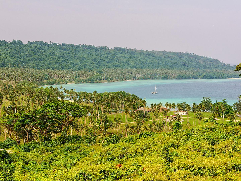 Vanuatu Luganville Coast