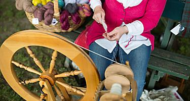New Zealand Christchurch Local Yarn Spinner
