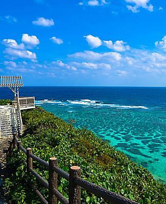 Japan Miyako Okiwana Ocean