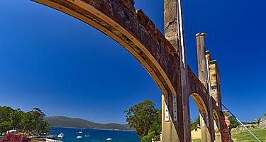 Australia Port Arthur Historic Building