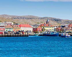 France Saint Pierre Miquelon Harbor Homes