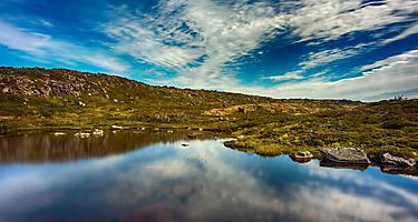 Saint Pierre Miquelon Rocky Hill Pond