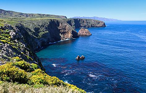 Santa Barbara, California, Channel Islands National Park