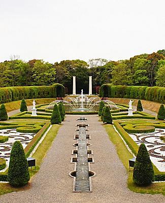 Huis Ten Bosch Palace Sasebo Kyushu Garden