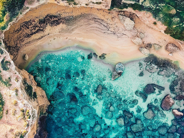 Italy, Sicily Marine Preserve