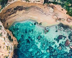 Marine Protected Area in Syracuse Sicily
