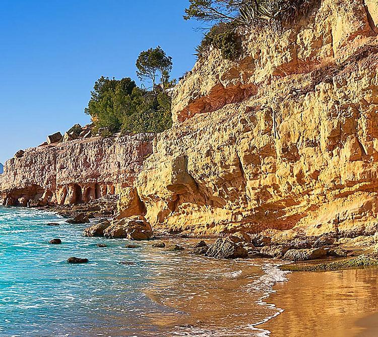 Spain Salou Beach