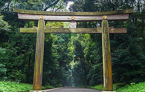 japan tokyo meiji jingu temple