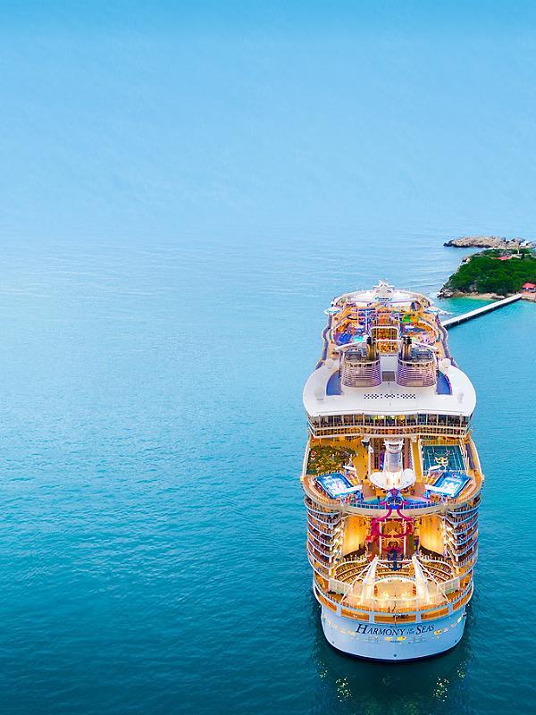 Harmony of the Seas®, best family cruise vacation.