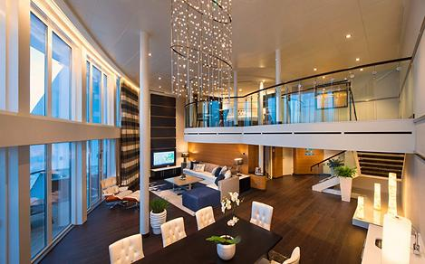 Royal Loft Cruise Suite