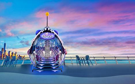 Plummet 10 stories into the mysteries of the deep on the tallest slide at sea. Harmony of the Seas® is boundless with onboard thrills.