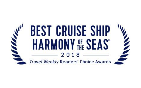 Travel Weekly's Readers' Choice Award