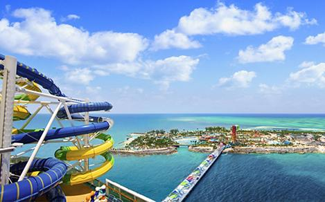 adventure of the seas perfect day pier