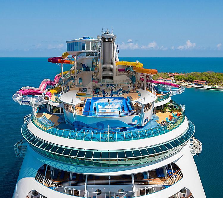 Cruise Ship Renovations Refurbishment Royal Caribbean Cruises