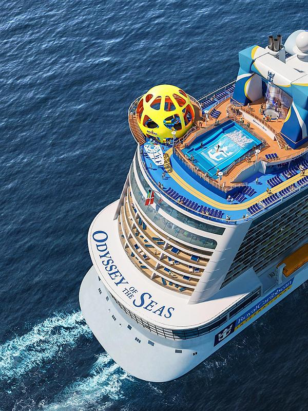 7 Night Greece Italy Cruise With Late Stays In Santorini Mykonos Royal Caribbean Cruises