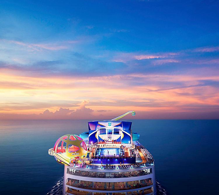 Odyssey of the Seas | Cruise Ships | Royal Caribbean Cruises