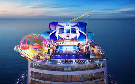 odyssey of the seas skypad flowrider