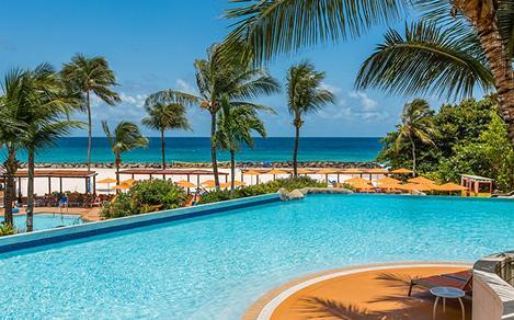 Hilton Barbado Resort, Barbados