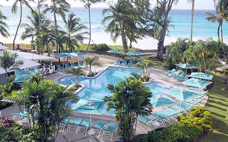 Turtle Beach Hotel, Barbados